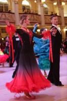 Patryk Kurasinski & Klaudia Raba at Blackpool Dance Festival 2018