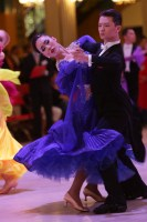 Shoukun Lin & Meng Meng Wei at Blackpool Dance Festival 2018
