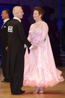 Colin Adams & Sandra Adams at International Championships 2016