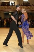 Alexandru Gheorghe Catalin & Caitlin Verner at Blackpool Dance Festival 2018