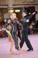 Stefan Golubovic & Agne Malinauskaite at Blackpool Dance Festival 2017