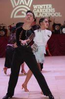 Cui Dong & Li An Na at Blackpool Dance Festival 2017