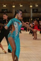 Kar Man Chong & Say Onn Ooi at Blackpool Dance Festival 2018