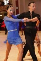 Sergey Chernenko & Angelika Warzynska at Blackpool Dance Festival 2018