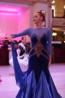 Michael Cozzens & Breanna Patterson at Blackpool Dance Festival 2018