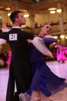 Michal Lokinski & Beata Michalecka at Blackpool Dance Festival 2018