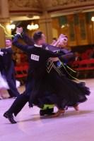 Eduard Borodov & Ekaterina Golovchenko at Blackpool Dance Festival 2018