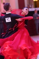 Artur Nabok & Michelle Yiu at Blackpool Dance Festival 2018