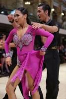 Dwayne Chia & Abigail Chia at Blackpool Dance Festival 2018
