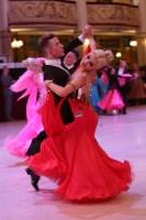 Dan Malov & Stephanie Noon at Blackpool Dance Festival 2018