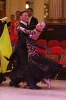 Giuseppe Cali & Dejanira Filippazzo at Blackpool Dance Festival 2018