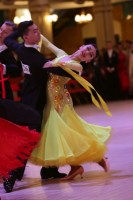 Ning Hao & Xi Zi Zhang at Blackpool Dance Festival 2018