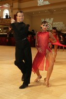 Pawel Bartelik & Magdalena Kowal at Blackpool Dance Festival 2018