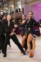 Yao Chen & Zhu Tong at Blackpool Dance Festival 2018