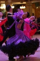 Jilbert Apawan Fernandez & Trisnawati Setiawan at Blackpool Dance Festival 2018