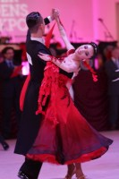 Nan Ye Jing & Ci Hui Liu at Blackpool Dance Festival 2018