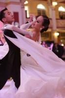 Hao Chen & Han Qing Liu at Blackpool Dance Festival 2018