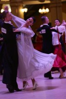 Oliver Curting & Aida Agolli at Blackpool Dance Festival 2018