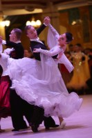 Oliver Curting & Aida Agolli at Blackpool Dance Festival 2018