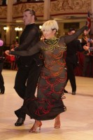 Dmitriy Kolyadich & Jessica Suriadi at Blackpool Dance Festival 2018