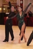 Ignace Lee & Cherry Ho at Blackpool Dance Festival 2018