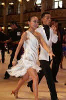 Daisuke Itou & Mayumi Ban at Blackpool Dance Festival 2018