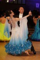 Wai Tong Leung & Yuk Wan Ma at International Championships 2016