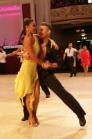 Peter Erlbeck & Claudia Kreuzer at Blackpool Dance Festival 2018