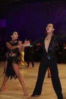 Li Di & Zhao Lei at International Championships 2016