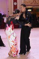 Li Di & Zhao Lei at Blackpool Dance Festival 2017