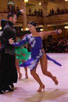Konstantin Chigirev & Daria Mikhalskaya at Blackpool Dance Festival 2017