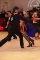 Aleksandr Andreichev & Kristina Nikiforova at Blackpool Dance Festival 2018