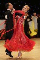 Roberto Destri & Giuseppina Lentini at International Championships 2016