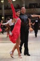 Diego Costantini & Marta Costantini at Blackpool Dance Festival 2018