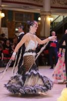 Cristian Dainese & Ilaria Ellani at Blackpool Dance Festival 2017