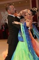 Cristian Dainese & Ilaria Ellani at Blackpool Dance Festival 2018