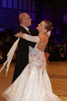 Graham Candler & Christine Candler at International Championships 2016