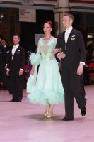 Tamás Kemeny & Nora Princz at Blackpool Dance Festival 2017