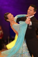Benoit Monsel & Caroline Dumas at International Championships 2016