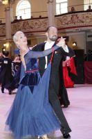 Cyril Francois & Martine Francois at Blackpool Dance Festival 2017