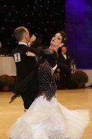 Luciano Fusardi & Luisa Rovetta at International Championships 2016