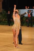 Stefan Green & Adriana Sigona at UK Open 2009