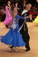 Massimo Barone & Marisa Manera at Blackpool Dance Festival 2018