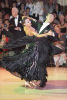 Chao Yang & Yiling Tan at Blackpool Dance Festival 2011