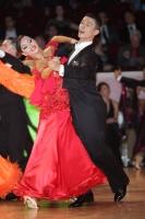 Chao Yang & Yiling Tan at International Championships 2011