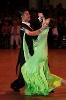 Chao Yang & Yiling Tan at Blackpool Dance Festival 2005