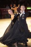 Chao Yang & Yiling Tan at International Championships 2012