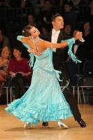 Chao Yang & Yiling Tan at UK Open 2009