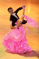 Chao Yang & Yiling Tan at Blackpool Dance Festival 2009