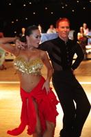 Neil Jones & Ekaterina Jones at Imperial 2011